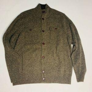 Tommy Bahama Sweater Medium Desert Dunes Jacket